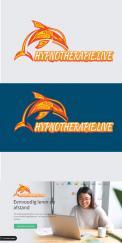 Logo # 1235508 voor Logo  Ontwerp een stoer artistiek langwerpig logo met Maori dolfijn voor online hypnotherapie wedstrijd
