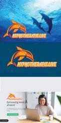Logo # 1235509 voor Logo  Ontwerp een stoer artistiek langwerpig logo met Maori dolfijn voor online hypnotherapie wedstrijd