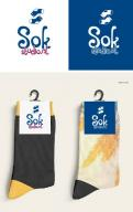 Logo # 1019983 voor Ontwerp een kleurrijk logo voor een sokkenwebshop! wedstrijd