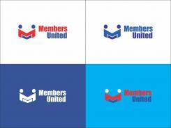 Logo design # 1127090 for MembersUnited contest