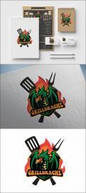 Logo  # 1124084 für Neues Grillportal benotigt Logo Wettbewerb