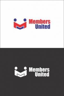 Logo design # 1127003 for MembersUnited contest