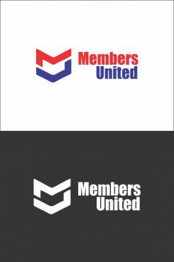 Logo design # 1127005 for MembersUnited contest