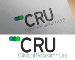 Logo # 610269 voor Ontwerp een zakelijk en rustig  logo voor de afdeling Clinical Research Unit (afkorting: CRU), een afdeling binnen het AMC; een groot academisch ziekenhuis in Amsterdam. wedstrijd