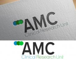 Logo # 610080 voor Ontwerp een zakelijk en rustig  logo voor de afdeling Clinical Research Unit (afkorting: CRU), een afdeling binnen het AMC; een groot academisch ziekenhuis in Amsterdam. wedstrijd