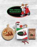 Logo # 1026229 voor logo voor the pizza masters gent wedstrijd