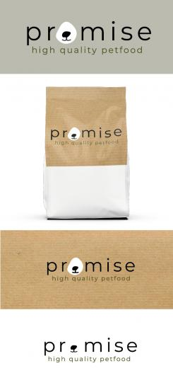 Logo design # 1195201 for promise dog and catfood logo contest