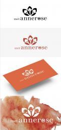 Logo # 1198946 voor Ontwerp een logo voor MetAnnerose wedstrijd