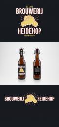 Logo # 1212149 voor Ontwerp een herkenbaar   pakkend logo voor onze bierbrouwerij! wedstrijd