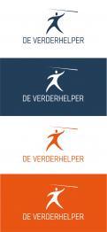 Logo # 1133093 voor Logo voor nieuwe coachpraktijk  'De Verderhelper' wedstrijd