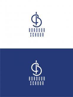 Logo # 1125477 voor Borduurschuur wedstrijd