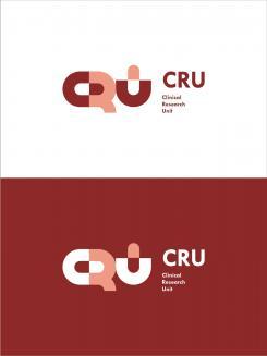 Logo # 611359 voor Ontwerp een zakelijk en rustig  logo voor de afdeling Clinical Research Unit (afkorting: CRU), een afdeling binnen het AMC; een groot academisch ziekenhuis in Amsterdam. wedstrijd