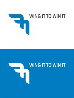 Logo design # 573345 for Wing it to win it! contest