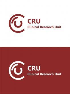 Logo # 610703 voor Ontwerp een zakelijk en rustig  logo voor de afdeling Clinical Research Unit (afkorting: CRU), een afdeling binnen het AMC; een groot academisch ziekenhuis in Amsterdam. wedstrijd