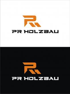 Logo  # 1160954 für Logo fur das Holzbauunternehmen  PR Holzbau GmbH  Wettbewerb
