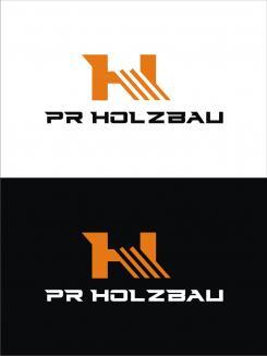 Logo  # 1160955 für Logo fur das Holzbauunternehmen  PR Holzbau GmbH  Wettbewerb
