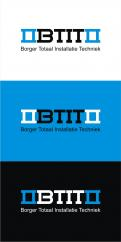 Logo design # 1232606 for Logo for Borger Totaal Installatie Techniek  BTIT  contest