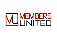 Logo design # 1121939 for MembersUnited contest