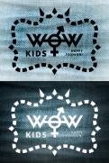 Logo # 386170 voor Ontwerp een stralend logo voor een webshop vol vrolijke en mooie kindermode/ Design a radiant logo for kids fashion online! wedstrijd
