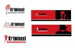 Logo # 515 voor Weblog 'Krimineel' jouw dagelijkse sleur breker - LOGO contest wedstrijd