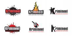 Logo # 522 voor Weblog 'Krimineel' jouw dagelijkse sleur breker - LOGO contest wedstrijd