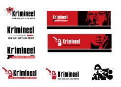 Logo # 514 voor Weblog 'Krimineel' jouw dagelijkse sleur breker - LOGO contest wedstrijd