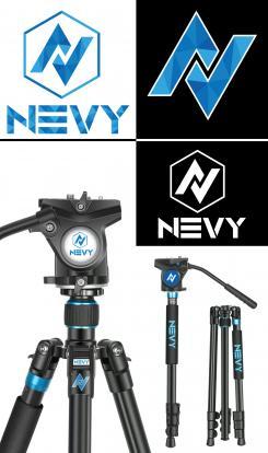 Logo # 1236234 voor Logo voor kwalitatief   luxe fotocamera statieven merk Nevy wedstrijd