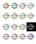 Logo # 1242455 voor Ontwerp een kleurrijke logo voor Cleton Schilderwerken! wedstrijd