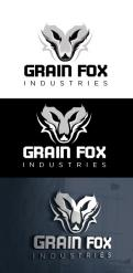 Logo design # 1184572 for Global boutique style commodity grain agency brokerage needs simple stylish FOX logo contest