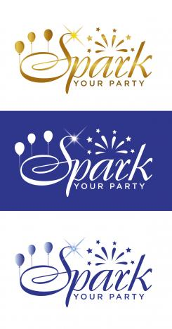 Logo design # 1186501 for Logo for Spark  Theme boxes for party's contest