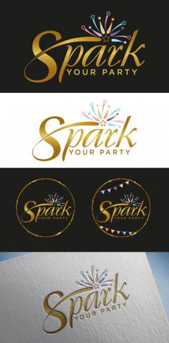 Logo design # 1187806 for Logo for Spark  Theme boxes for party's contest