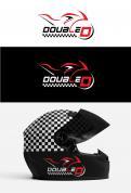 Logo # 1251013 voor Stoer maar branding bewust Logo met de naam  Double D Racing wedstrijd