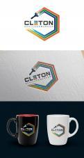 Logo # 1242186 voor Ontwerp een kleurrijke logo voor Cleton Schilderwerken! wedstrijd