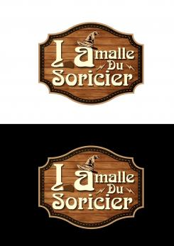 Logo design # 1239782 for Logo for Harry Potter product stands  contest