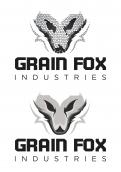 Logo design # 1184611 for Global boutique style commodity grain agency brokerage needs simple stylish FOX logo contest