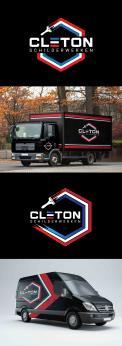 Logo # 1242204 voor Ontwerp een kleurrijke logo voor Cleton Schilderwerken! wedstrijd