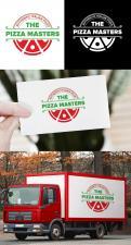 Logo # 1026224 voor logo voor the pizza masters gent wedstrijd