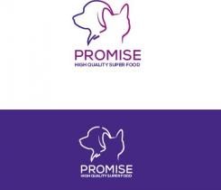 Logo design # 1195310 for promise dog and catfood logo contest