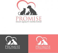 Logo design # 1195314 for promise dog and catfood logo contest