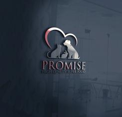 Logo design # 1195316 for promise dog and catfood logo contest
