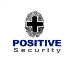 Logo design # 606119 for Logo for a security group named positivesecurity contest