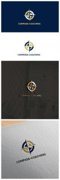 Logo # 990453 voor Logo loopbaanbegeleidingscoach   Mental coach   naam  Compass coaching wedstrijd