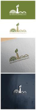 Logo # 975625 voor ontwerp een hedendaags  vrolijk  met knipoog  en sociaal logo voor onze stichting De Krachtcentrale 013 wedstrijd