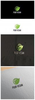 Logo # 977752 voor Logo voor vegan gebak en brood wedstrijd