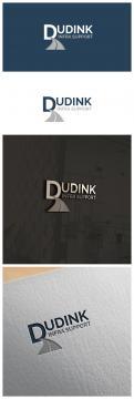 Logo # 990423 voor Update bestaande logo Dudink infra support wedstrijd