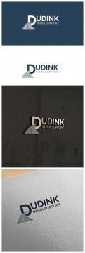 Logo # 990425 voor Update bestaande logo Dudink infra support wedstrijd