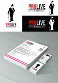 Logo # 361612 voor Ontwerp een fris & zakelijk logo voor PRO LIVE Entertainment wedstrijd