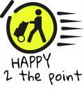 Logo # 1123354 voor Logo voor nieuwe pakket bezorgdienst wedstrijd
