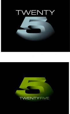 Logo # 779 voor Twenty5 wedstrijd