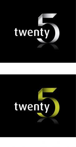 Logo # 670 voor Twenty5 wedstrijd